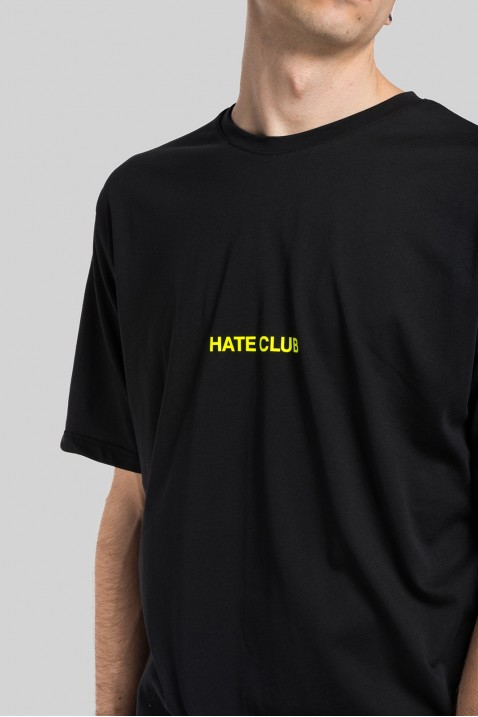 "T-SHIRT ""HATE CLUB"""