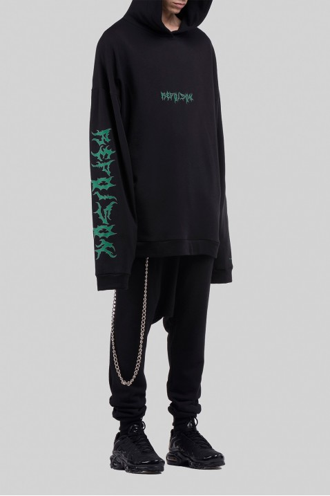 "OVERSIZED HOODY ""REPOISON"""