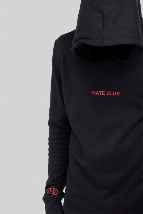 "HOODY ""HATE CLUB"""