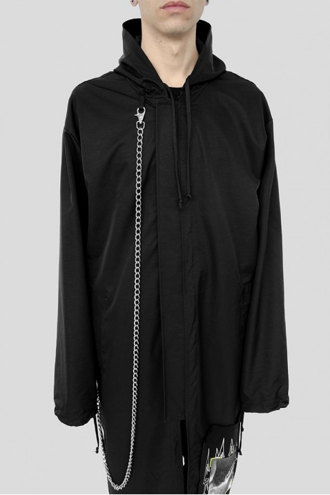 ALONE OVERSIZED RAINCOAT